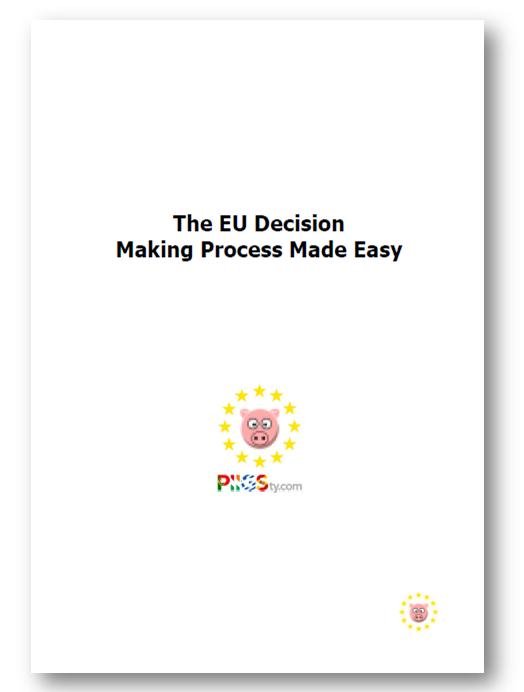 The eu decision making process